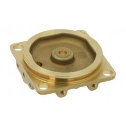 Víko bojleru 150 mm pro ventil