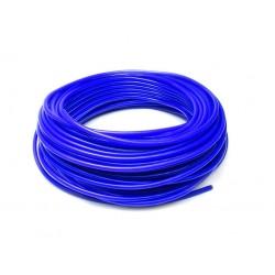 Silikonová hadička 5x9 modrá