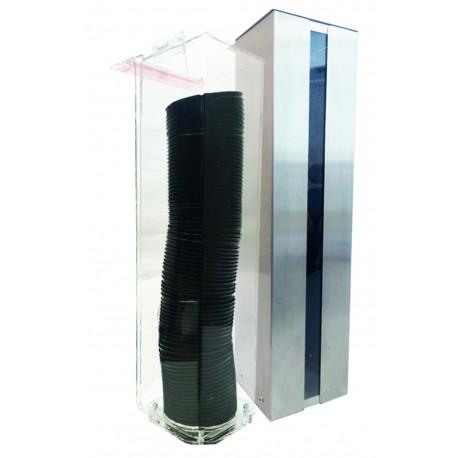 Dávkovač na víčka pro ø 80mm (300ml) - plastový